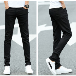 Men's casual  Fashion Denim Skinny Jeans