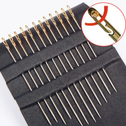 Self-threading Needles set