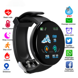 D18 Smart Bracelet With Pressure Measurement Smartband