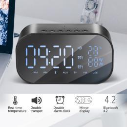S2 Multi-function alarm clock bluetooth speaker