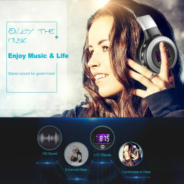 ZEALOT B19 HiFi Bass Stereo Bluetooth Headphone