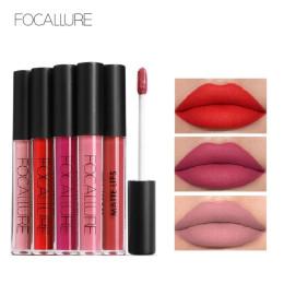 FOCALLURE Sexy Liquid Lipstick