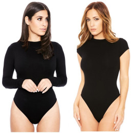 Winter Long Sleeve Bodysuit