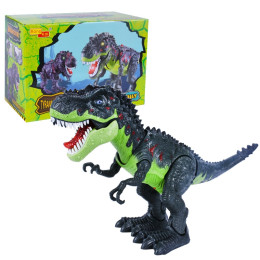 Electric Dinosaur flash and sound T-rex Talking Toy