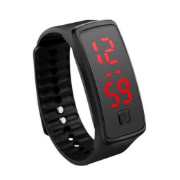 LED Watch Sports Bracelet Digital Wrist Watch -