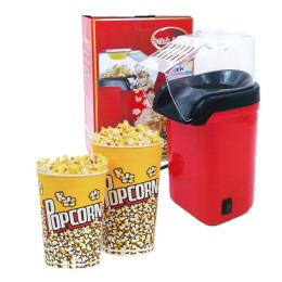Mini Household Home Healthy Hot Air Oil-free Popcorn Making Machine