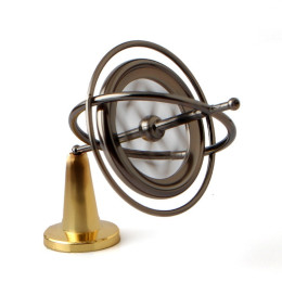 Metal Gyroscope Gyro Classic Toy