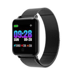 M19 Smart Watch Fitness Bracelet Waterproof  Heart Rate Monitor Health Tracker Watch