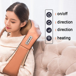 Electrical Back Neck Shoulder Body Massager