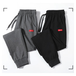 Men's knitted casual sport pants