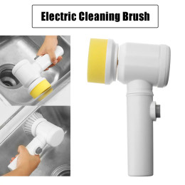 Handheld Electric Cleaning Brush Set