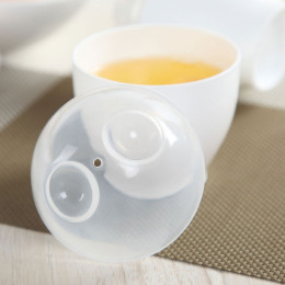Microwave Egg Cooker Boiler Maker Mini Portable Quick Egg Cooking Cup