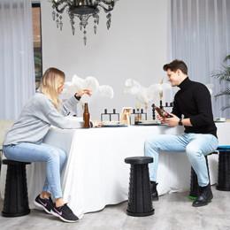 Modern Fashion Nordic Design Luxury Loft Gold Silver Color