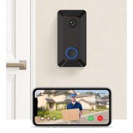 V6 Wireless WiFi Video Doorbell