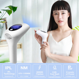 Laser Epilator Permanent IPL Photoepilator Hair