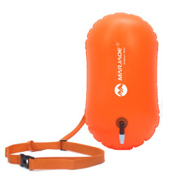PVC Swimming Buoy Safety Float Air Dry Bag