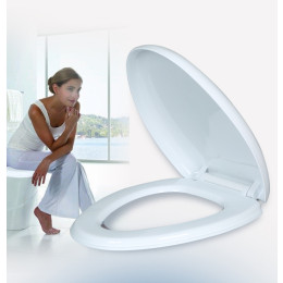 bathroom seat cover