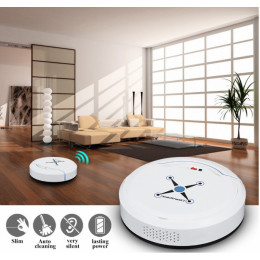 CLEAN ROBOT Automatic Smart Robot Vacuum Cleaner