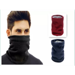 Cotton Lined Winter Neck Warmer