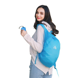 Lightweigh Nylon Foldable Waterproof Backpack