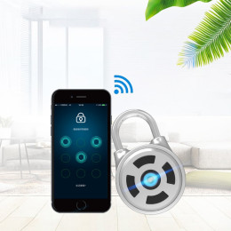 M1 Bluetooth electronic wireless padlock