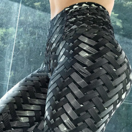 Tire texture Yoga sport fitness yoga leggings Pants