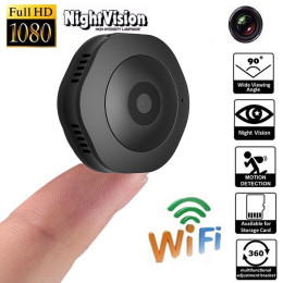 H6 Wifi Mini Home Security IR Night Vision Wireless HD Camera