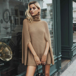 Knitted sweaters pullover Casual loose  sweaters
