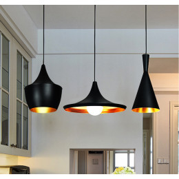 Modern Pendant Light  E27 Socket Loft Hanging Light