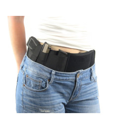 Concealed Carry Ultimate Belly Band Holster Gun Pistol Holsters