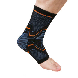 Ankle Brace Compression Support Sleeve Elastic Breathable Foot Sports Socks