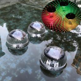 Outdoor Garden Waterproof Ball Light  Floating Led Solar Lamp Pond Floating Lights