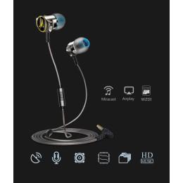 Earphones QKZ DM7 Special Edition HD HiFi Earphone