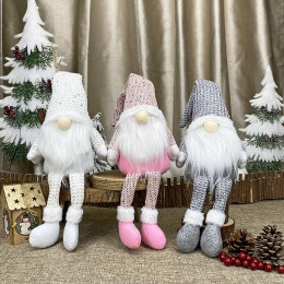 Christmas Doll Faceless Merry Christmas Home Decorations Cristmas Christmas Ornament New Year 2021