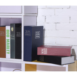 Dictionary Book Safes with Key Lock
