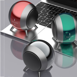 TWS Wireless Bluetooth Speaker Mini Bass Cannon Speaker
