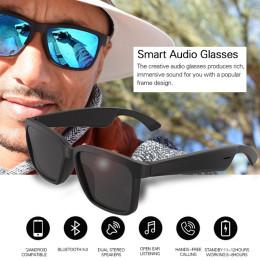 A12 sunglasses wireless bluetooth headset