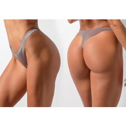 Ladies' Seamless Underwear Ice Silk Women's Briefs