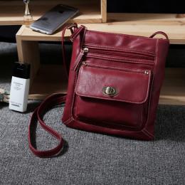 Simple casual handbag, lightweight nylon shoulder bag, fashionable, versatile, large-capacity,  trendy shopping travel messenger bag