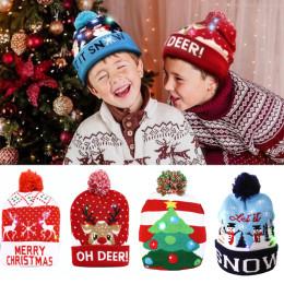 LED Christmas Hats