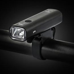 Rainproof USB Rechargeable Bike Light LED 2500mah MTB Front Headlight Lamp Aluminum Ultralight Flashlight Bicycle Light