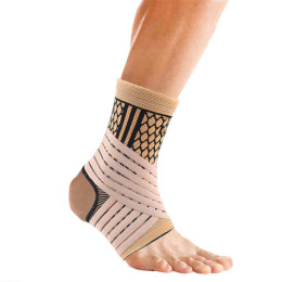High Elastic Compression Ankle Bandage Brace Holder For Basketball Football Sports Safety Ankle Protection Support