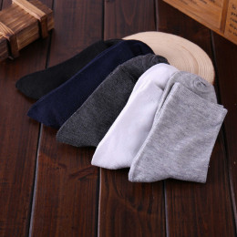 10 Pairs Lot 2020 Cotton Socks Plus Size Black Business Socks Breathable Spring Summer Autumn Hot Socks Size