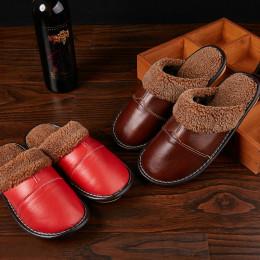 New home cotton slippers, men and women couples beef tendon non-slip warm floor mop shoe