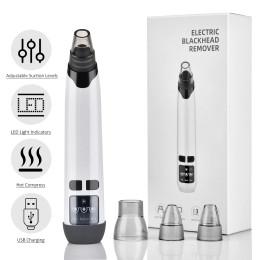 USB Blackhead Remover Face Pore Vacuum Skin Care Acne Pore Cleaner