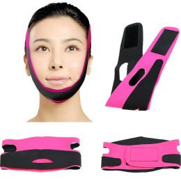 Face Slim V-Line Lift Up Belt Strap Anti Wrinkle Facial Cheek Chin Thin Slimming Mask Band Bandage