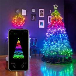 2021 Smart APP bluetooth point control star light LED string color change sound control waterproof 250L Christmas decoration lantern