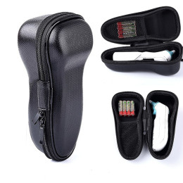 Portable waterproof EVA electric razor special bag customized electric razor protection box,and Forehead Thermometer  Case.