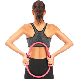 Double Grip Ring for Yoga Pilates Bodybuilding Workout Fitness Gym Pilates Slimming Equipment