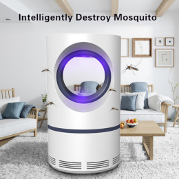 USB Power LED Trap Pest Anti Mosquito Killer Lamp